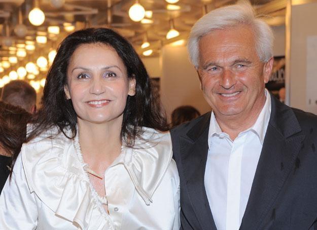 Małgorzata Pieczyńska jest pewna uczuć męża / fot. A. Szilagyi /MWMedia