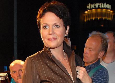 Małgorzata Pieńkowska, fot. Andrzej Szilagyi /MWMedia