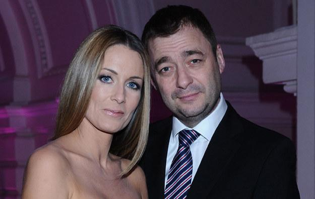 Małgorzata Rozenek, Jacek Rozenek /Andras Szilagyi /MWMedia