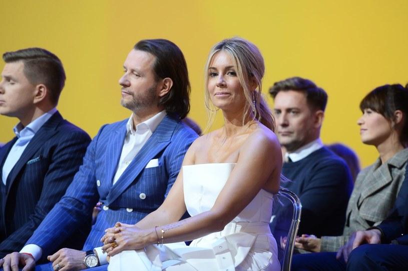 Małgorzata Rozenek-Majdan i Radosław Majdan /Jarosław Antoniak /MWMedia