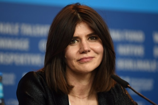 Małgorzata Szumowska /PAP/EPA/TIM BRAKEMEIER /PAP/EPA