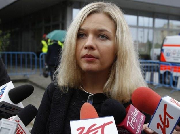 Małgorzata Wassermann, fot. Andrzej Stawiński /Reporter