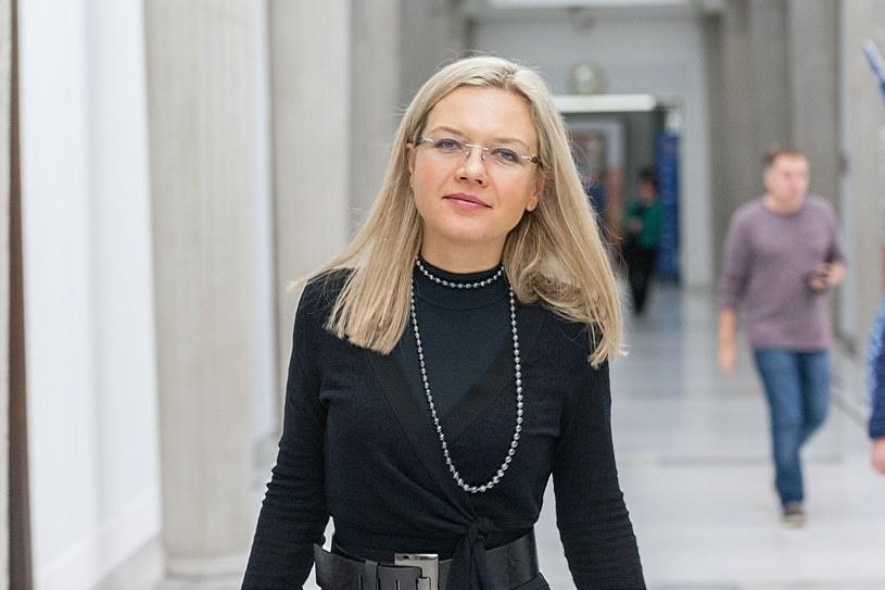 Małgorzata Wassermann /Grzegorz Krzyzewski /Reporter