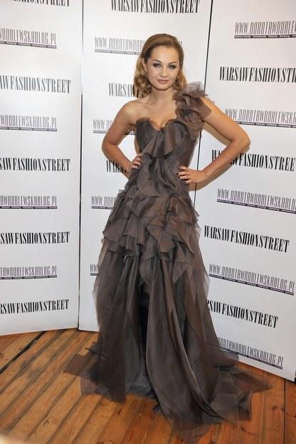 Małgosia słusznie uważana jest za jedną z najpiękniejszych młodych aktorek  /Jacek Kurnikowski /AKPA