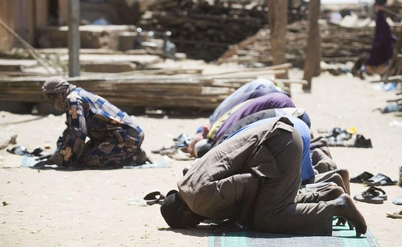 Mali. Modlący się muzułmanie /AFP