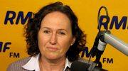 Malinowska-Grupińska w ogniu pytań słuchaczy RMF FM