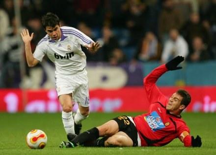 Mallorca wyeliminowała Real Madryt z Pucharu Króla /AFP