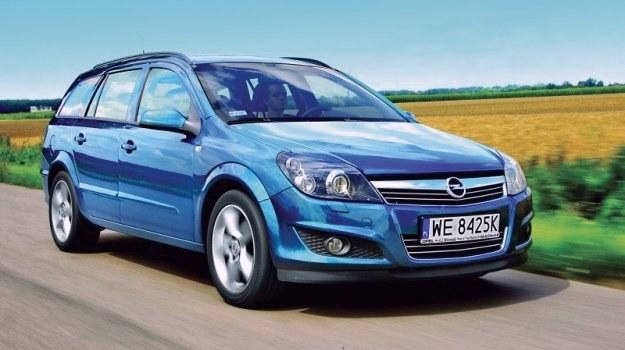 Mało który samochód w tej klasie był dostępny w tylu wersjach nadwoziowych co Astra. /Motor