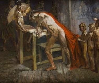 Mało znany obraz Malczewskiego kupiony za 840 tys. zł