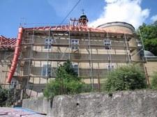 Małopolskie klasztory niezabezpieczone przed pożarami