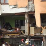 Małopolskie: Wybuch butli z gazem, dwie osoby ranne