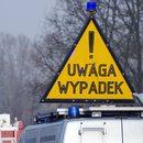 Małopolskie: Zderzenie autobusu z osobówką
