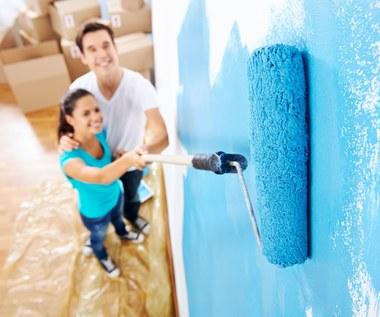 Malowanie domu zostaw na wiosnę, jeśli malujesz pokój - prześpij się w sąsiednim
