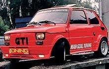 "Maluch ""kit-car"" /INTERIA.PL"