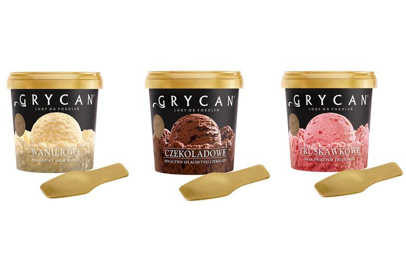 Mały Kubeczek lodów marki Grycan /materiały prasowe