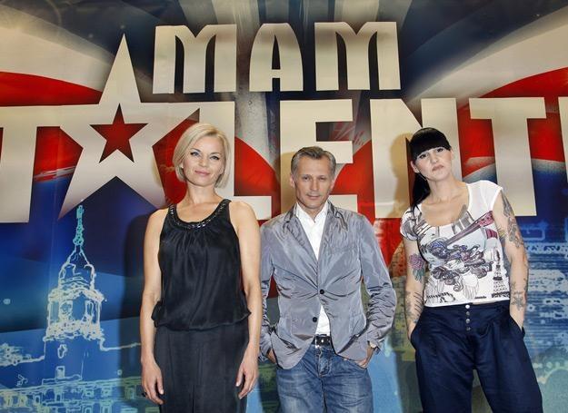 """Mam talent"" ucieka konkurencji /AKPA"