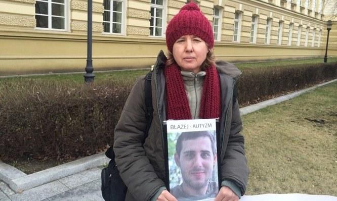 Mama Błażeja /Monika Gosławska /RMF FM