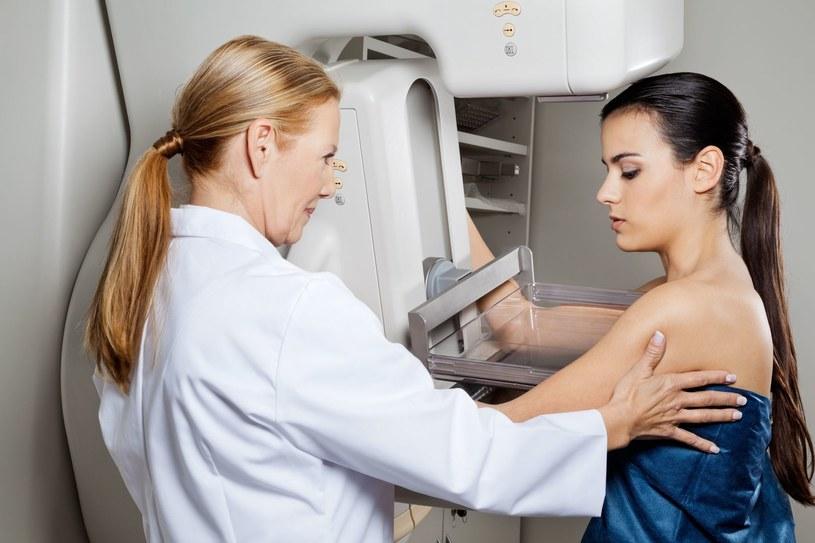 Mammografia i USG - to dwa najważniejsze badania /©123RF/PICSEL