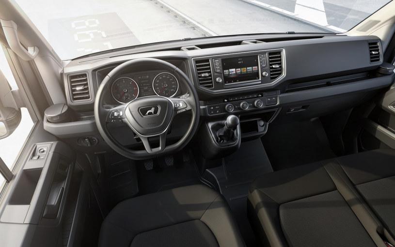 MAN TGE czyli Volkswagen Crafter /