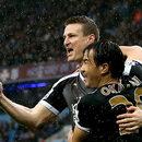 Manchester City -  Leicester City 1-3 w 26. kolejce Premier League