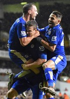 Manchester City -  Leicester City w 26. kolejce Premier League