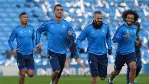 Manchester City - Real Madryt. Ronaldo i Benzema będą zdolni do gry