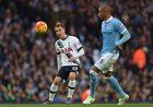 Manchester City - Tottenham Hotspur 1-2 w 26. kolejce Premier League