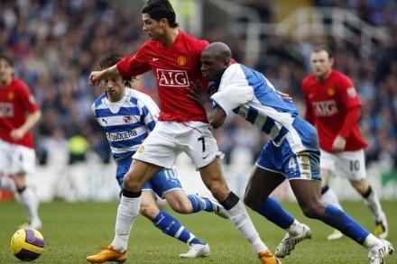 Manchester ograł Reading 2:0 /AFP