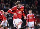 Manchester United - Manchester City 1-0 w Pucharze Ligi