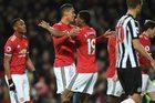 Manchester United - Newcastle United 4-1. Powrót Zlatana