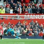 Manchester United - Swansea City 1-1 w 35. kolejce Premier League