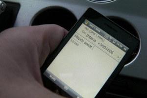 Mandat za pisanie SMS-a