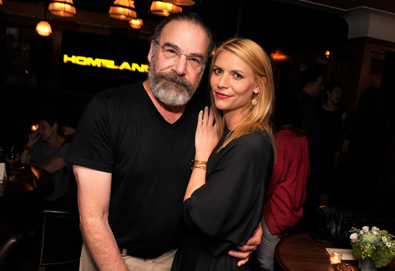 Mandy Patinkin oraz Claire Danes /Stephen Lovekin /Getty Images