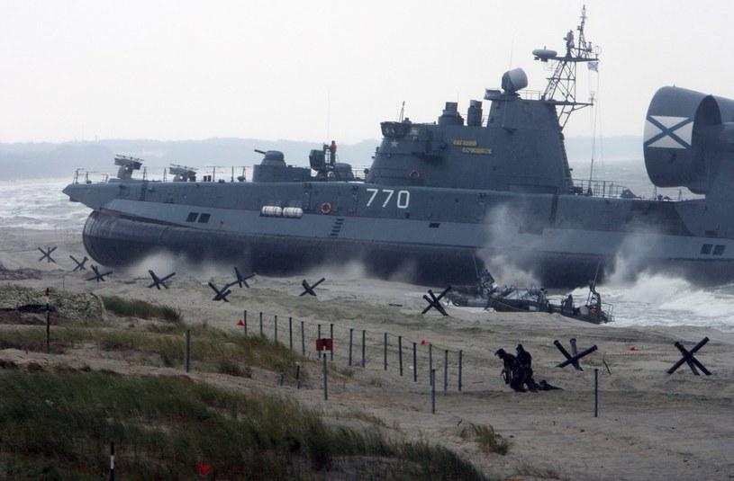 """Manewry wojskowe """"Zapad"""" /RIA NOVOSTI/Igor Zarembo /East News"""