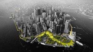 Manhattan otoczony 16  kilometrami muru