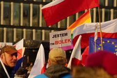 Manifestacja KOD-u w Warszawie