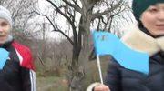 Manifestacja na rzecz ukraińskości Krymu