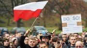 """Manifestacja """"Stop manipulacjom wyborczym!"""""""
