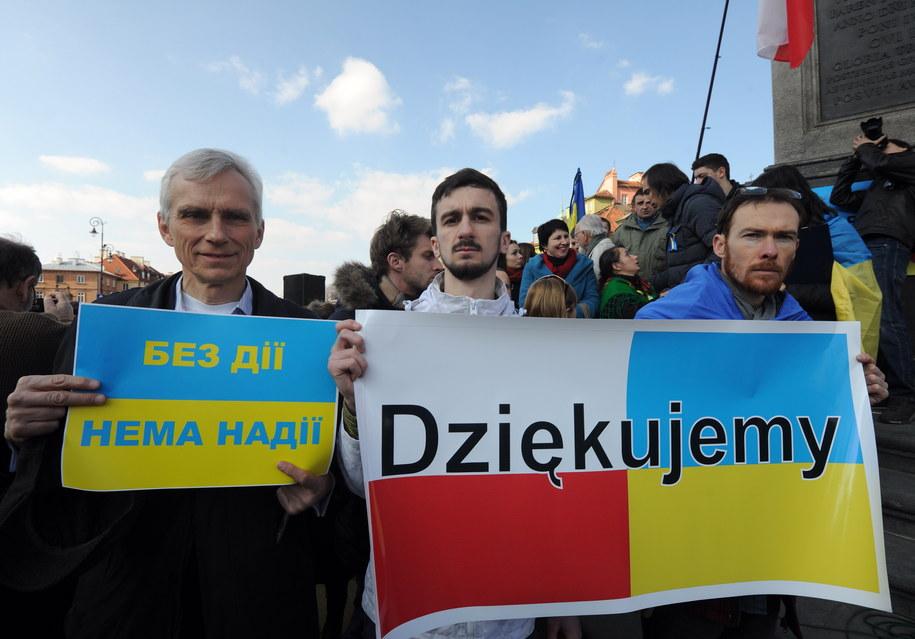 Manifestacja /Grzegorz Jakubowski/PAP /PAP