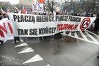 Manifestacje narodowców i wszechpolaków przeciwko migrantom