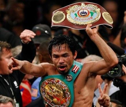 Manny Pacquiao rozważa zakończenie kariery /AFP