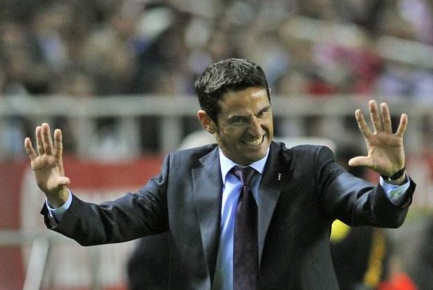 Manolo Jimenez będzie trenerem AEK-u Ateny /AFP