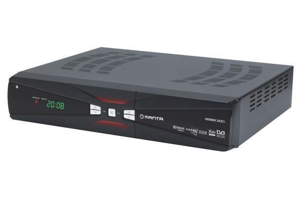 Manta HD8000 /materiały prasowe