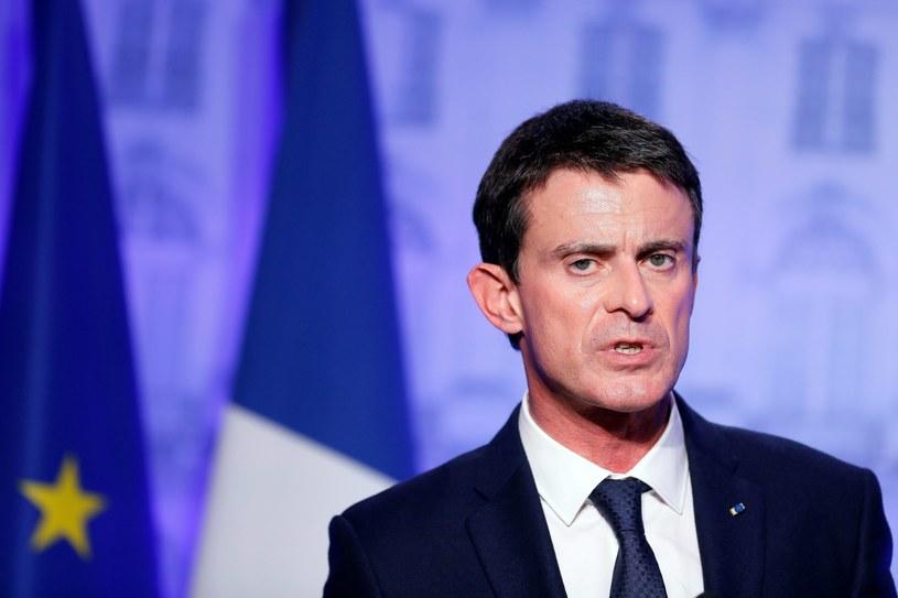 Manuel Valls /MATHIEU CUGNOT /PAP/EPA