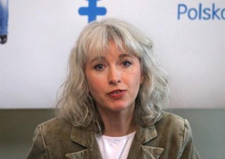 Manuela Gretkowska, fot. Wojciech Traczyk /Agencja SE/East News