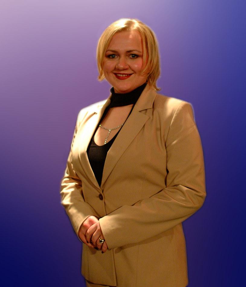 Manuela Michalak, 2002 rok /Prończyk /AKPA