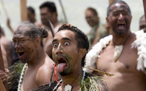 Maorysi nie mają problemów z prawami autorskimi /©123RF/PICSEL