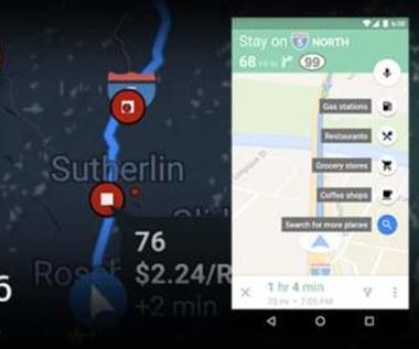 Mapy Google 9.16 - z dojazdem do stacji benzynowej