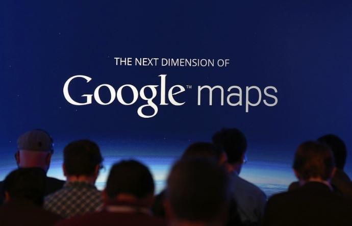 Mapy Google z nowymi udogodnieniami /AFP