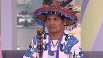 """Marakame José Luis """"Katira"""". Indianin, który walczy o ziemię"""